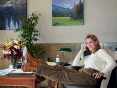 Jacky Christian Christian, Broker, Owner, Capture Colorado Mountain Properties