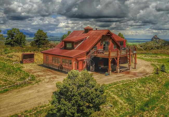 realty telluride sneffels search cabin vacation homes llc colorado sale cabins turnkey for ridgway log