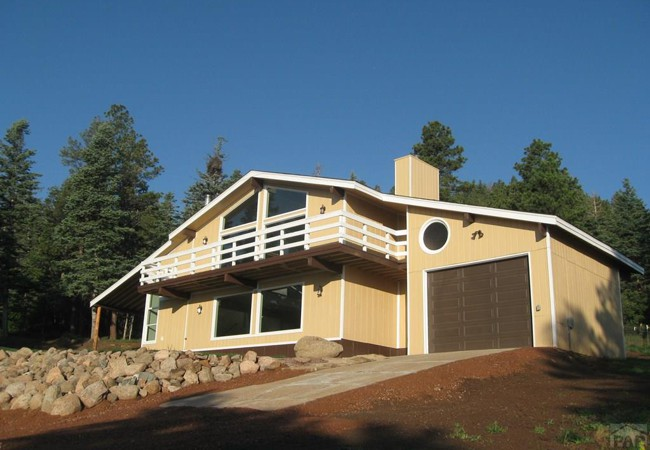 Custom Home for sale in Rye, Colorado