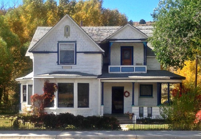 Home for sale in San Luis, Colorado