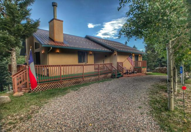 Custom Home for Sale in Cuchara, Colorado