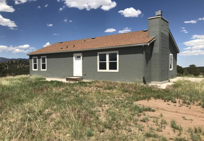 Home for sale in Majors Ranch in Walsenburg, Colorado