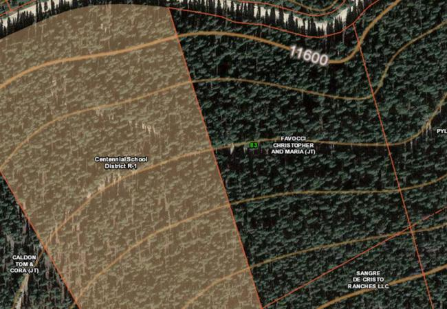 Sangre de Cristo Ranch lot for sale in Ft. Garland