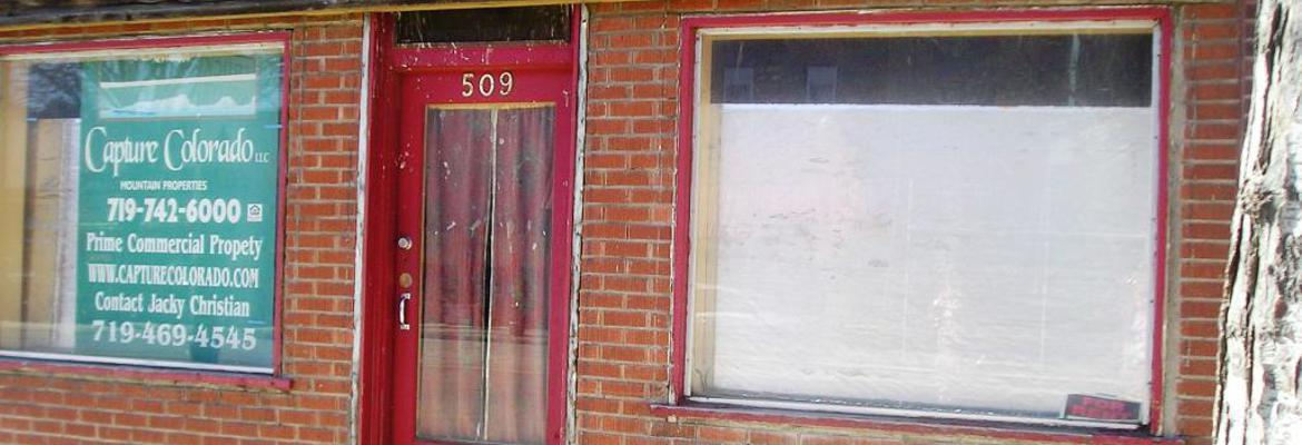 Two Downtown Commercial Store Fronts for Sale in Walsenburg, Colorado