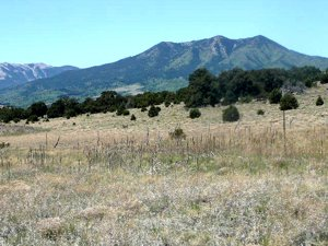 Navajo Ranch lot for sale near Walsenburg