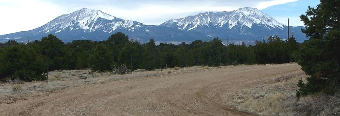 Commanche Drive Lot for Sale in Walsenburg
