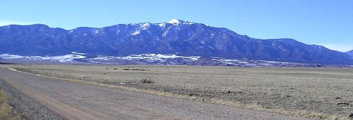 Colorado Land & Livestock Lot for Sale in Walsenburg