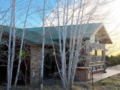 Custom Home on Over 4 Acres for Sale in Walsenburg, CO