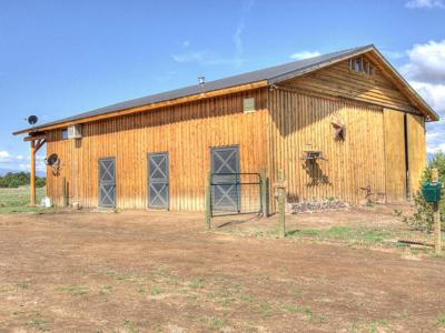 Spectacular barndominium for sale in Walsenburg, Colorado