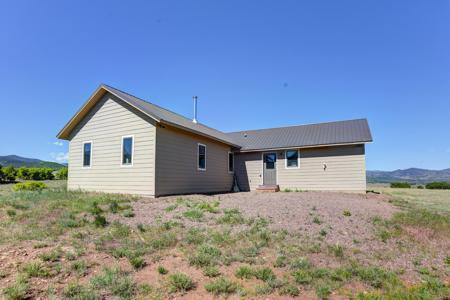 Hole in the Wall Ranch Custom Home for sale in La Veta, Colorado