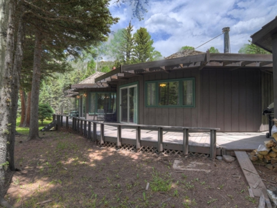 Cuchara River Retreat Home for Sale in Cuchara, Colorado