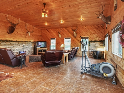 Horse Property with an Indoor Arena for sale in La Veta