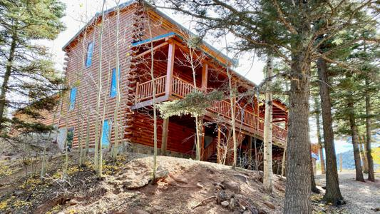 Beautiful Log Home for sale in Cuchara Colorado, Colorado